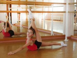 гимнастика 22